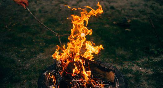 Železný hasič Prasklice 24. června